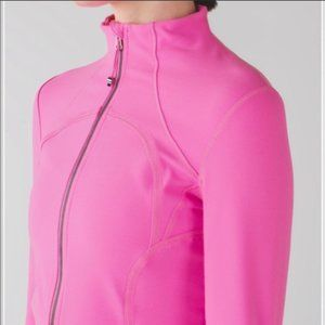 LULULEMON ~ PINK DEFINE JACKET ~ 8 / 10 ~ POCKETS